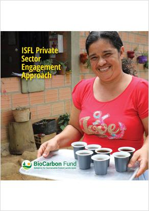 ISFL Private Sector Engagement Approach