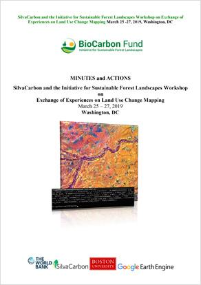 ISFL and SilvaCarbon Exchange of Experiences on Land Use Change Mapping